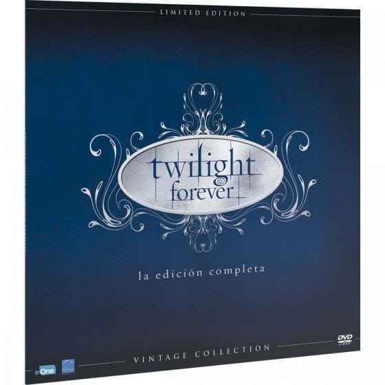 TWILIGHT FOREVER: VINTAGE COLLECTION - EDIC. LIMITADA (DVD)