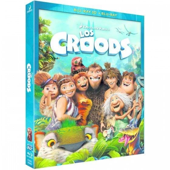 LOS CROODS [BLU-RAY/3D]
