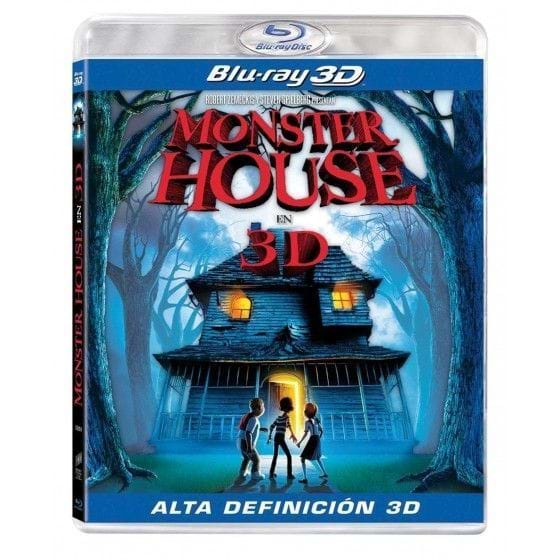 MONSTER HOUSE [BLU-RAY/3D]