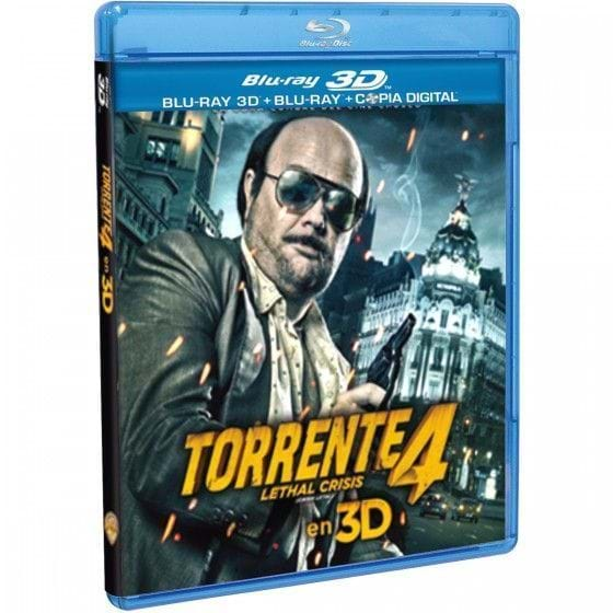 TORRENTE 4: LETHAL CRISIS [BLU-RAY/3D]