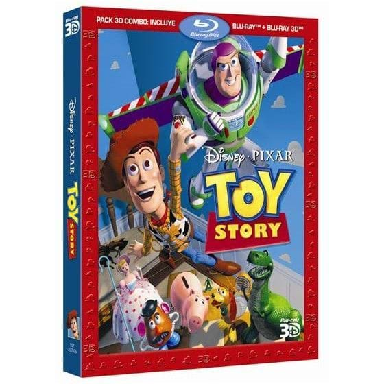 TOY STORY [BLU-RAY/3D]