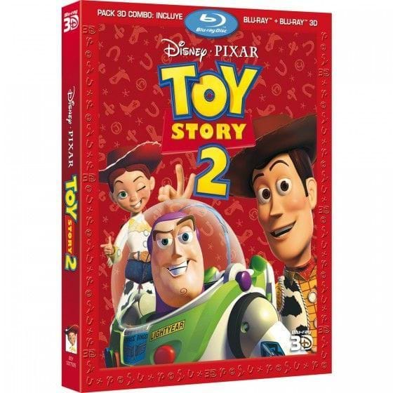 TOY STORY 2 [BLU-RAY/3D]