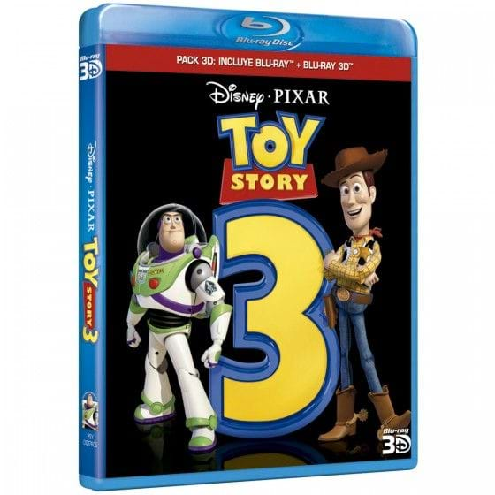 TOY STORY 3 [BLU-RAY/3D]