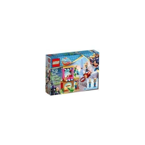 LEGO DC COMICS SUPER HEROES GIRLS - 41231 - HARLEY QUINN TO THE RESCUE