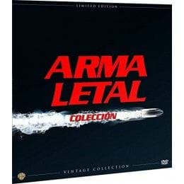 ARMA LETAL: VINTAGE COLLECTION - EDIC. LIMITADA [BLU-RAY]