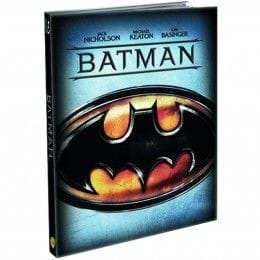 BATMAN - EDIC. LIBRO [BLU-RAY]