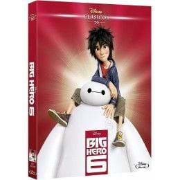 BIG HERO 6 - EDIC. FUNDA CARTÓN (2016) [BLU-RAY]