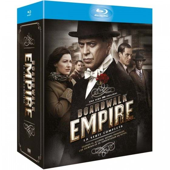 BOARDWALK EMPIRE: SERIE COMPLETA [BLU-RAY]