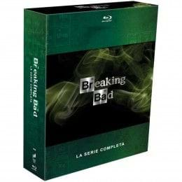 BREAKING BAD: SERIE COMPLETA - TEMPORADAS 1-6 [BLU-RAY]