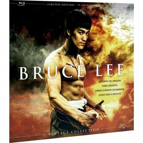 BRUCE LEE: VINTAGE COLLECTION - EDIC. LIMITADA [BLU-RAY]