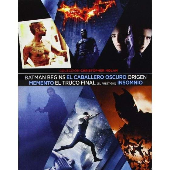 CHRISTOPHER NOLAN: LA COLECCIÓN DEL DIRECTOR [BLU-RAY]