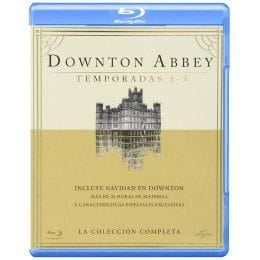DOWNTON ABBEY - TEMPORADA 1-3 [PACK BLU-RAY]