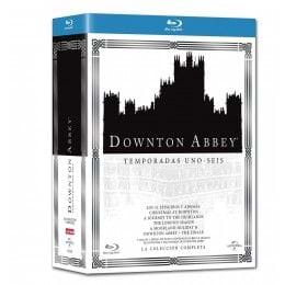 DOWNTON ABBEY: SERIE COMPLETA - TEMPORADAS 1-6 [BLU-RAY]