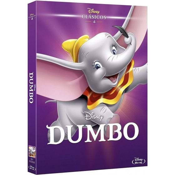 DUMBO - EDIC. FUNDA CARTÓN (2016) [BLU-RAY]