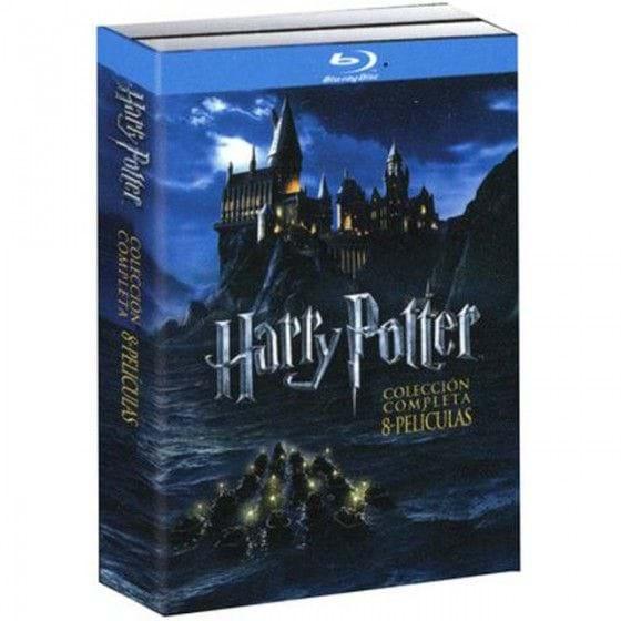 HARRY POTTER - SAGA COMPLETA (2012) [BLU-RAY]
