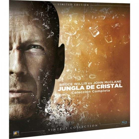 JUNGLA DE CRISTAL: VINTAGE COLLECTION - EDIC. LIMITADA [BLU-RAY]