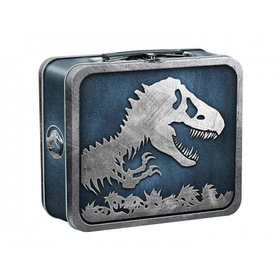JURASSIC PARK: TETRALOGÍA - LUNCH BOX [BLU-RAY]