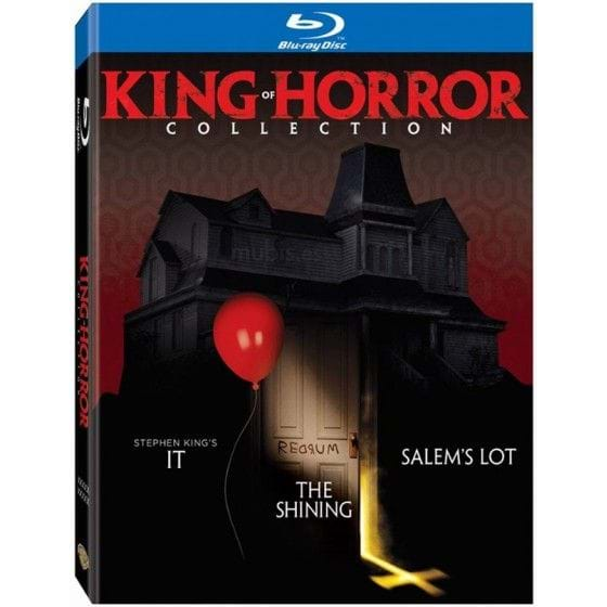 KING OF HORROR COLLECTION: IT (ESO) + EL RESPLANDOR + PHANTASMA II [BLU-RAY]