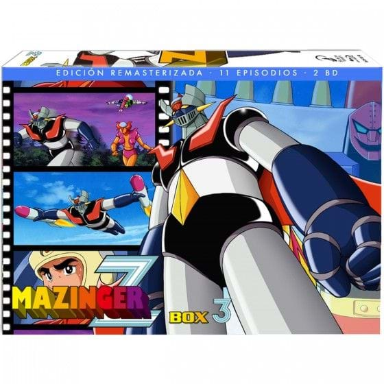 MAZINGER Z - BOX 3 [BLU-RAY]
