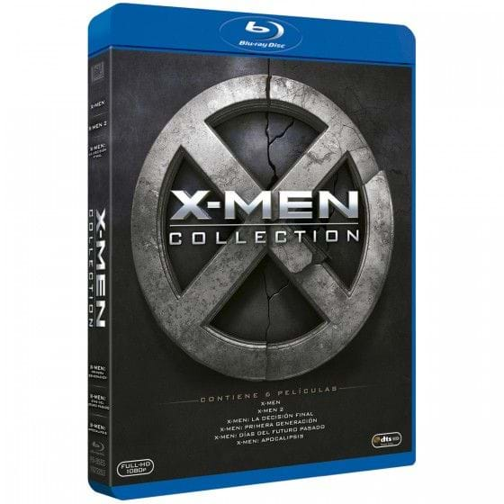 X-MEN: COLLECTION (2016) [BLU-RAY]