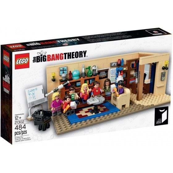 LEGO Ideas - 21302 - The Big Bang Theory