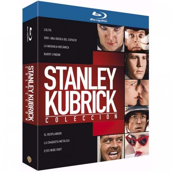 STANLEY KUBRICK : COLECCIÓN (2016) [BLU-RAY]