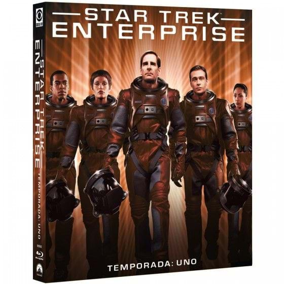 STAR TREK: ENTERPRISE - TEMPORADA 1 [BLU-RAY]