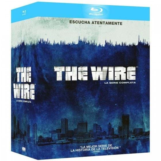 THE WIRE (BAJO ESCUCHA): SERIE COMPLETA [BLU-RAY]