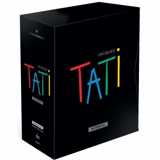 TATI - INTEGRAL [BLU-RAY]