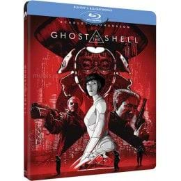 GHOST IN THE SHELL: EL ALMA DE LA MÁQUINA - EDIC. METÁLICA [BLU-RAY]