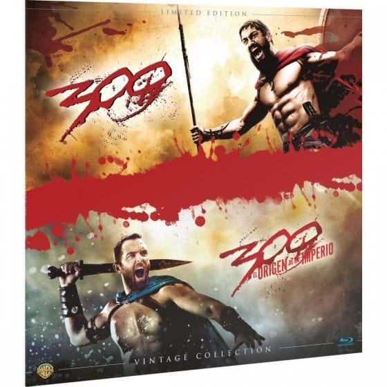 300: COLECCÍON - VINTAGE COLLECTION - EDIC. LIMITADA [BLU-RAY]
