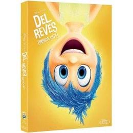 DEL REVÉS (INSIDE OUT) - EDIC. FUNDA CARTÓN [BLU-RAY]