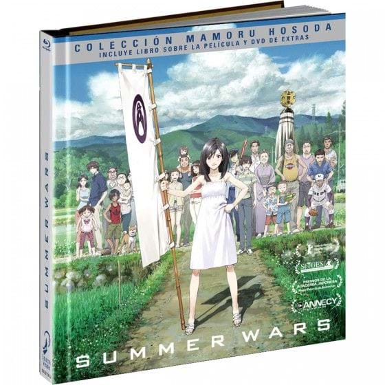 SUMMER WARS - EDIC. DIGIBOOK [BLU-RAY]