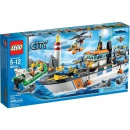 LEGO CITY - 60014 - BARCO GUARDACOSTAS