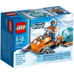 LEGO City - 60032 - Motonieve Ártica