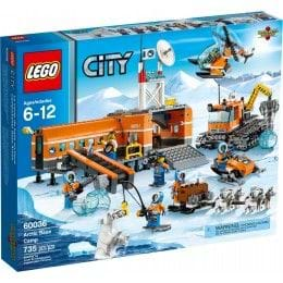 LEGO City - 60036 - Campamento Base Ártico