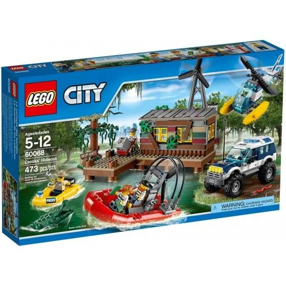 LEGO City - 60068 - La Guarida de los Ladrones