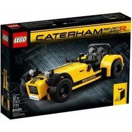 LEGO IDEAS - 21307 - CATERHAM SEVEN 620R