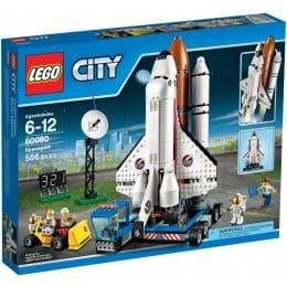 LEGO CITY - 60080 - PUERTO ESPACIAL