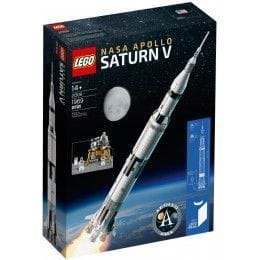 LEGO IDEAS - 21309 - NASA APOLLO SATURN V
