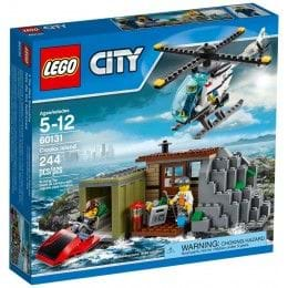 LEGO CITY - 60131 - CROOKS ISLAND