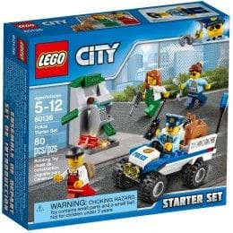 LEGO CITY - 60136 - POLICE STARTER SET