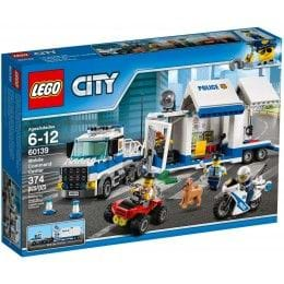 LEGO CITY - 60139 - MOBILE COMMAND CENTER