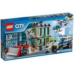 LEGO CITY - 60140 - BULLDOZER BREAK-IN