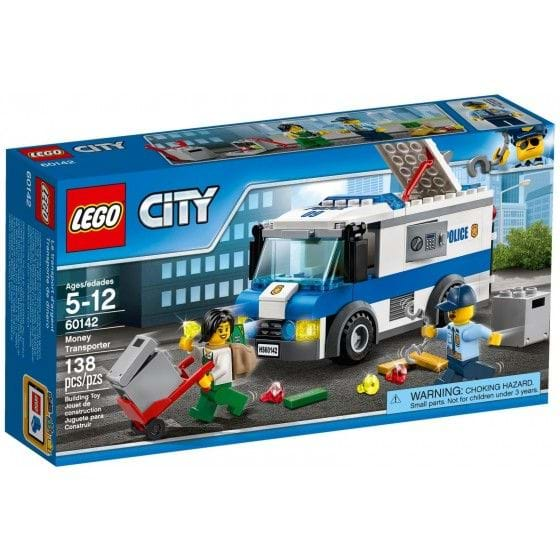 LEGO City - 60142 - Transporte de Dinero