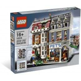 LEGO CREATOR - 10218 - PET SHOP