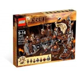 LEGO THE HOBBIT - 79010 - THE GOBLIN KING BATTLE