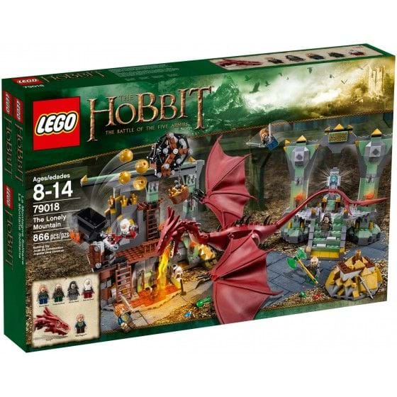 LEGO THE HOBBIT - 79018 - THE LONELY MOUNTAIN