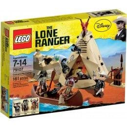 LEGO THE LONE RANGER - 79107 - COMANCHE CAMP