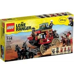 LEGO THE LONE RANGER - 79108 - STAGECOACH ESCAPE